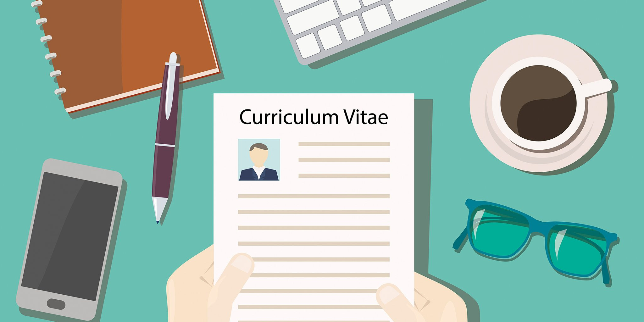Writing the CV: how to introduce yourself to companies