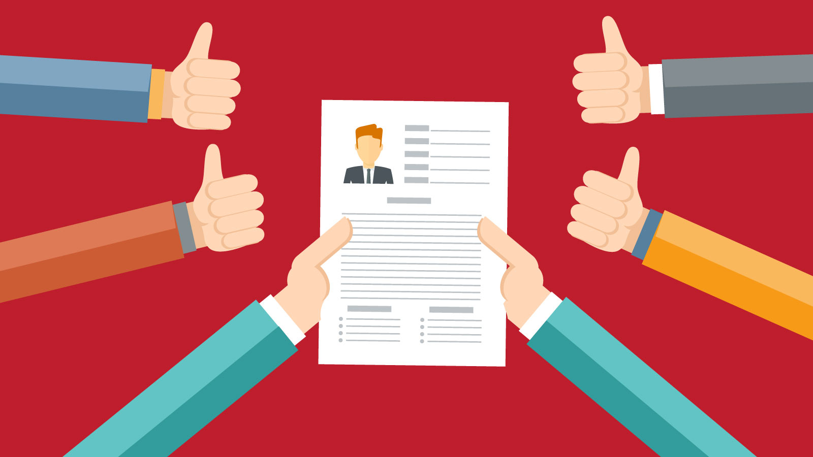 7 mistakes you should avoid in your CV